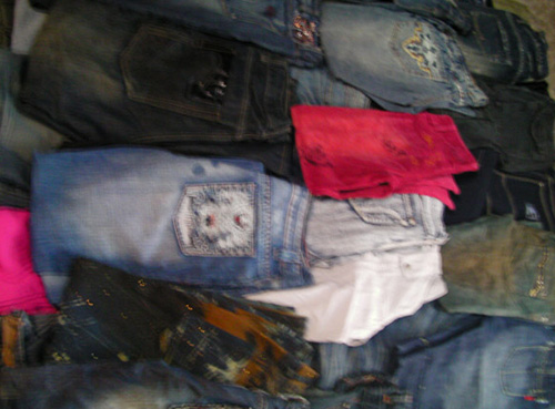 Hot Selling Used Childrens Clothes