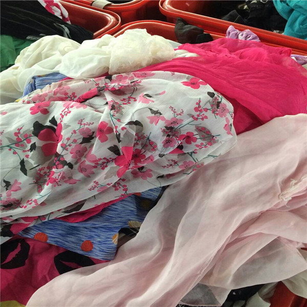 Used Apparel Garments